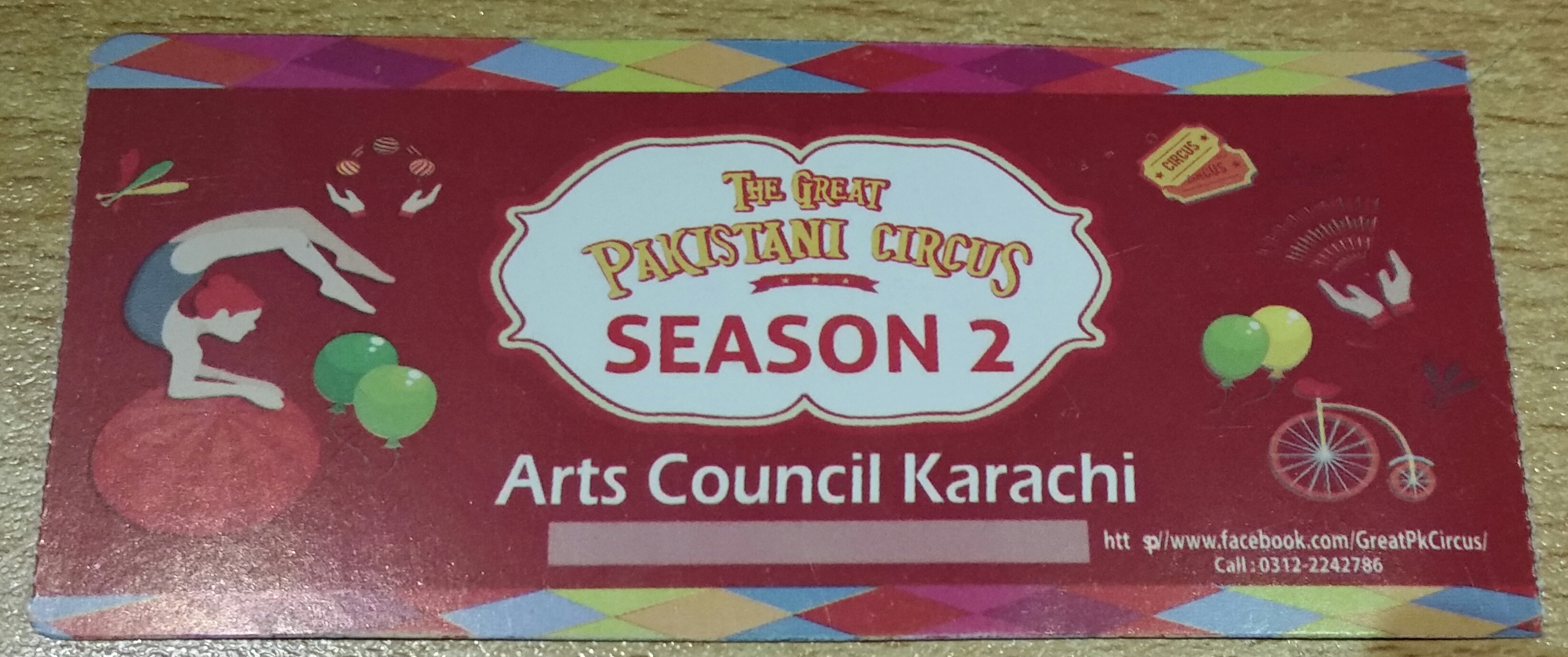 The Great Pakistani Circus - Season 2 Review